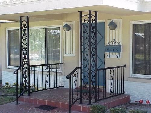 Porch Column 1